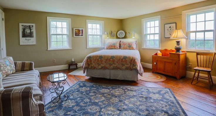 david jacobson airbnb Bedroom